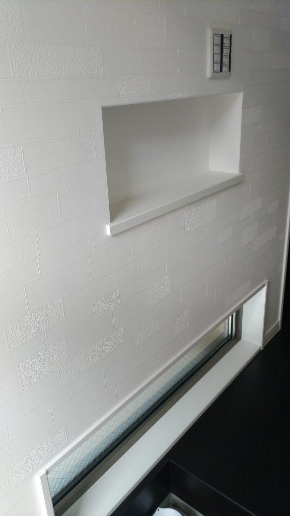 地窓 ニッチ