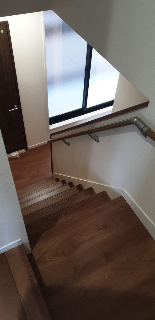 サンルーム 階段室