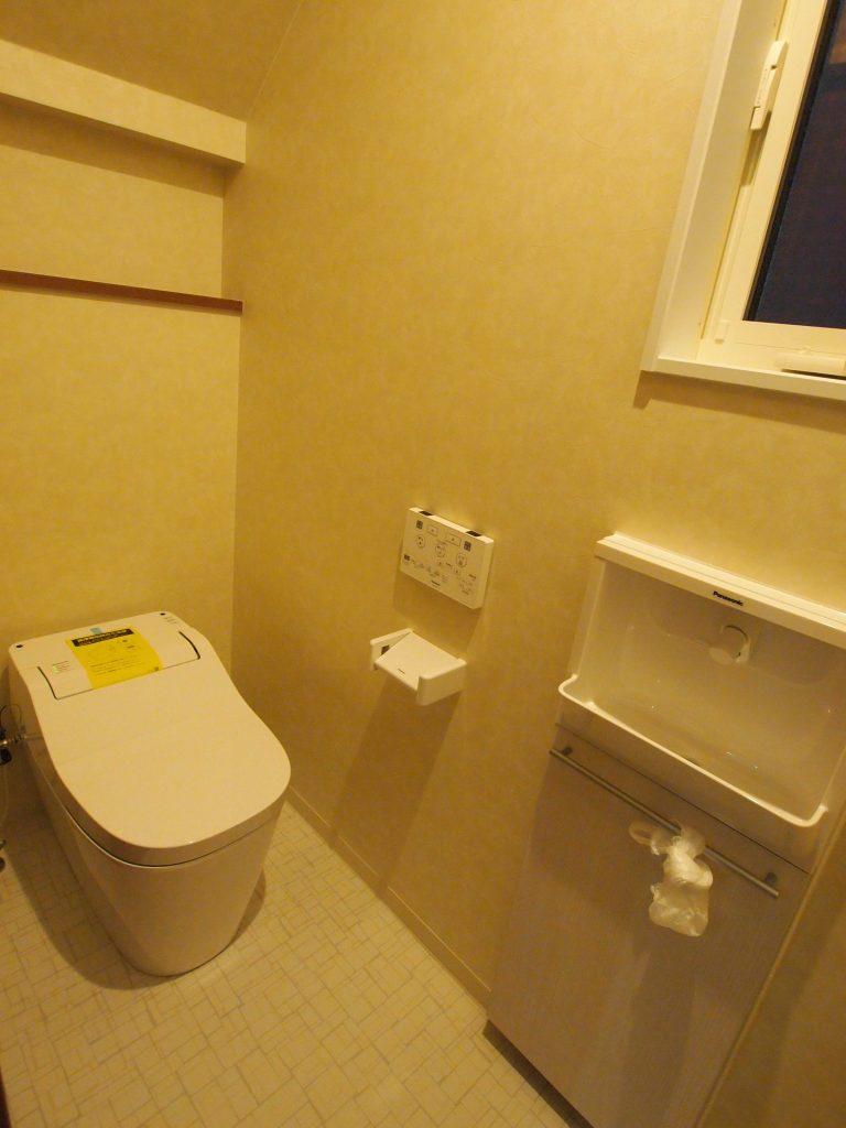 トイレ ニッチ