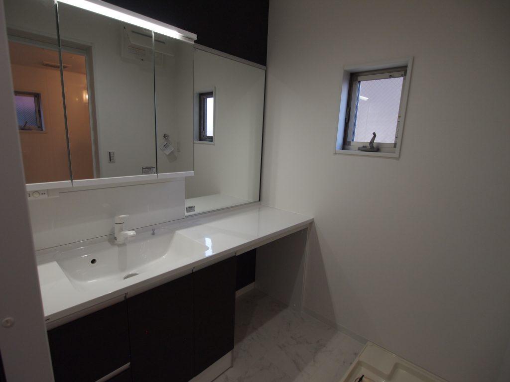 洗面室 鏡