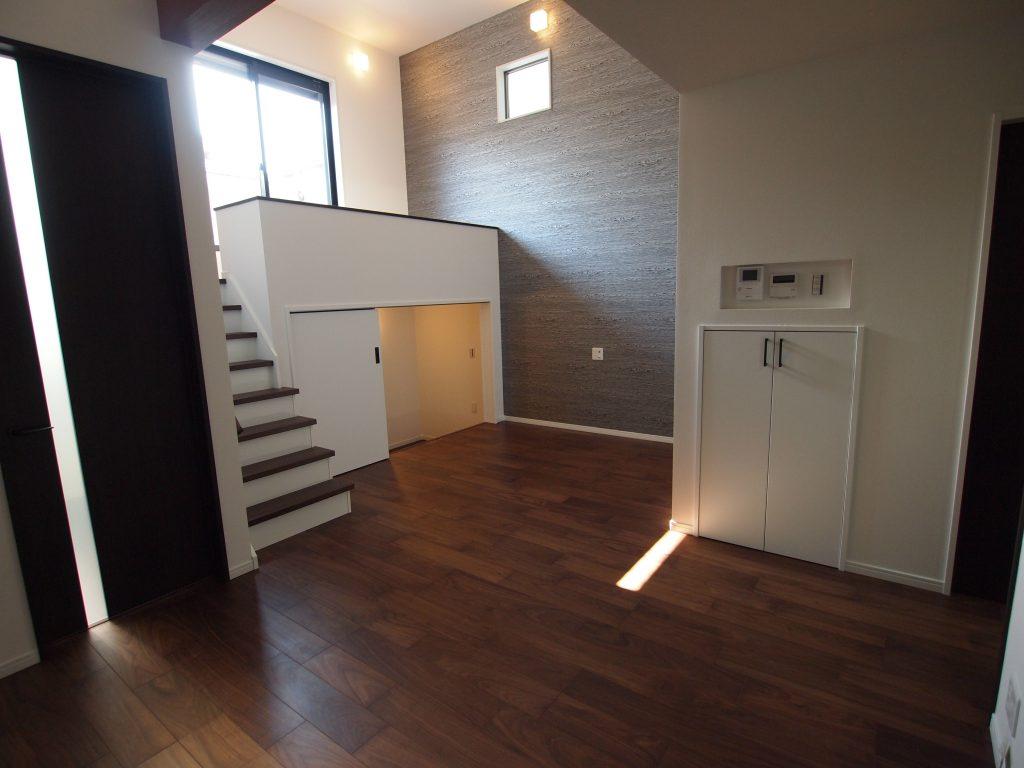 1階ロフト 地下室