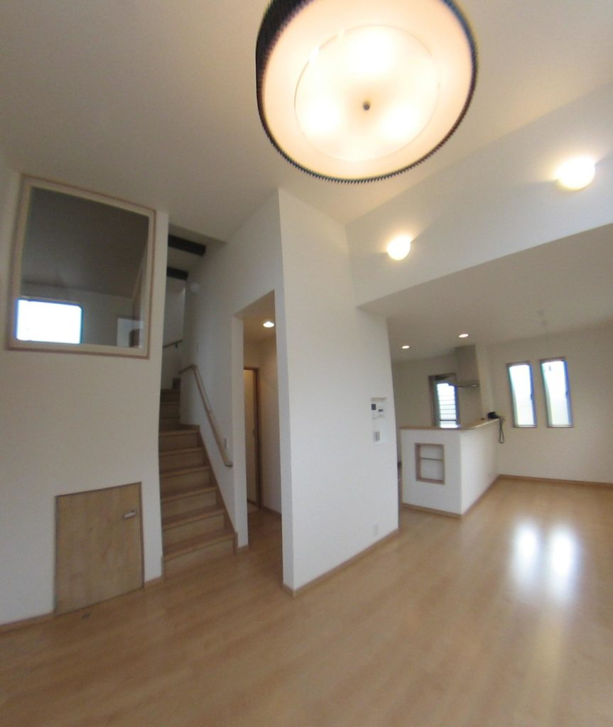 1.5F和室0.5F地下室