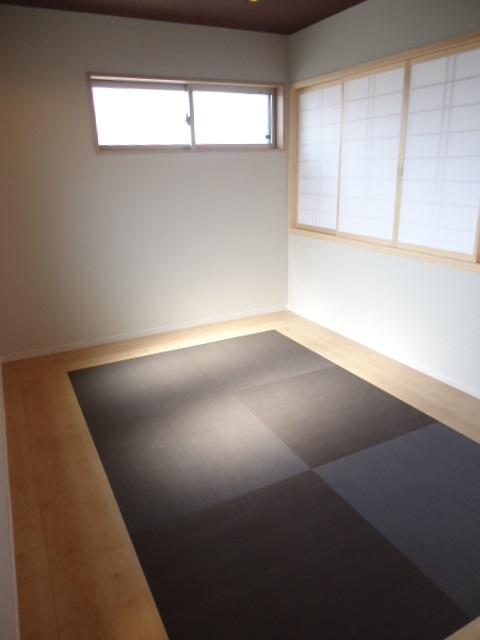 フロアタイル 畳