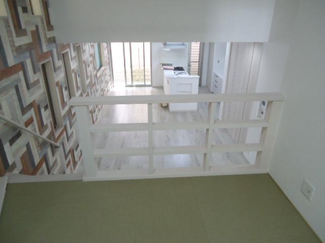 1階ロフト